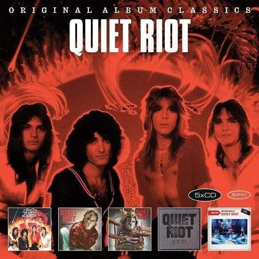 CD QUIET RIOT - Original Album Classics
