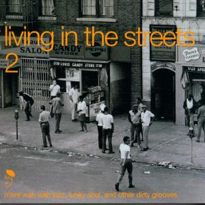 CD V/A - LIVING IN THE STREETS 2