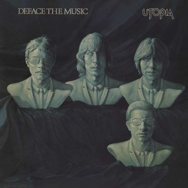 Vinyl UTOPIA - DEFACE THE MUSIC
