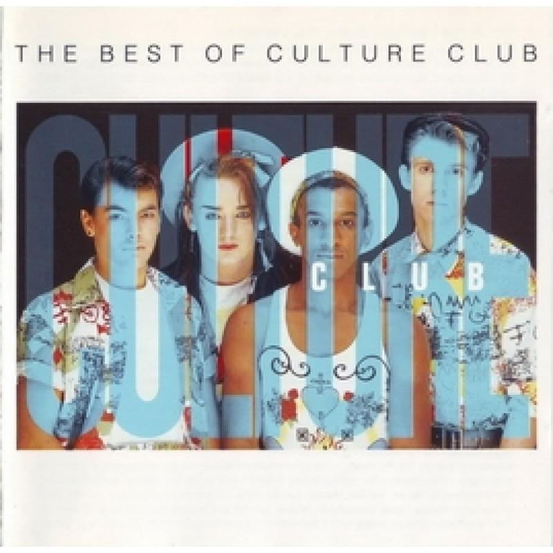 CD CULTURE CLUB - BEST OF CULTURE CLUB