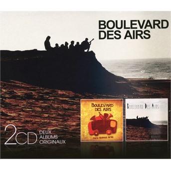 CD BOULEVARD DES AIRS - Bruxelles / Paris - Buenos Air