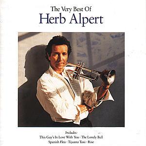 CD ALPERT HERB - VERY BEST OF