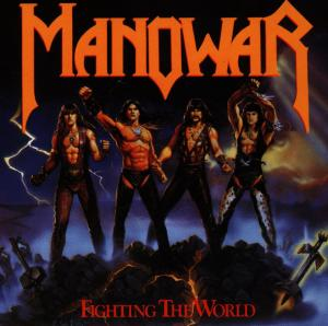 CD MANOWAR - FIGHTING THE WORLD