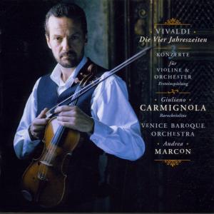 CD VIVALDI, A. - Vivaldi: Le Quattro Stagioni a