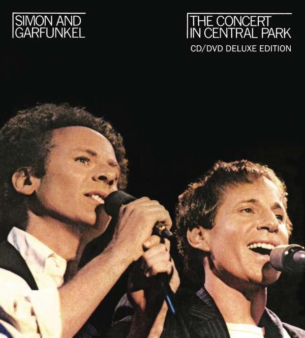 Simon & Garfunkel - CD The Concert in Central Park (D