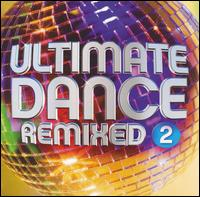 CD V/A - ULTIMATE DANCE REMIXED 2