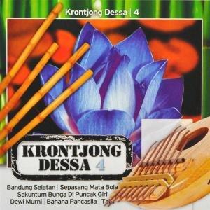 CD V/A - KRONTJONG DESSA VOL.4