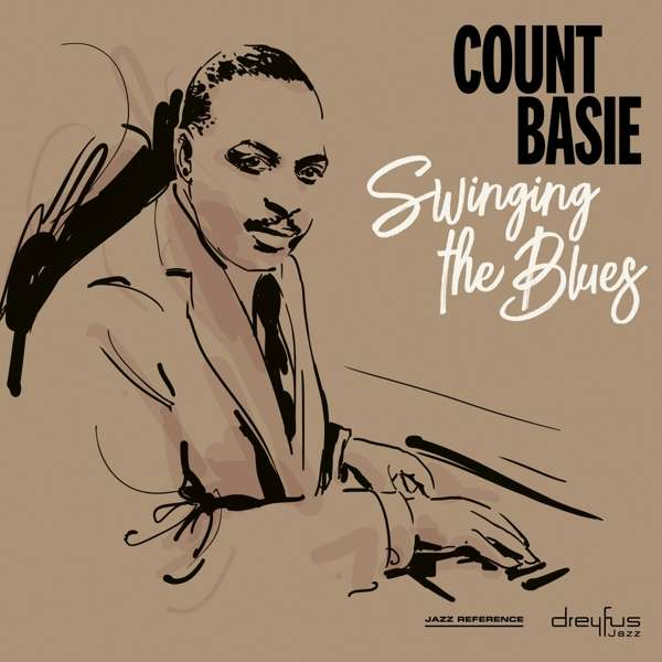 CD BASIE, COUNT - SWINGING THE BLUES