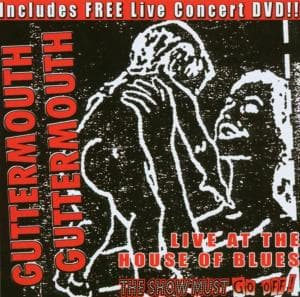 DVD GUTTERMOUTH - LIVE AT THE HOUSE OF BLUE