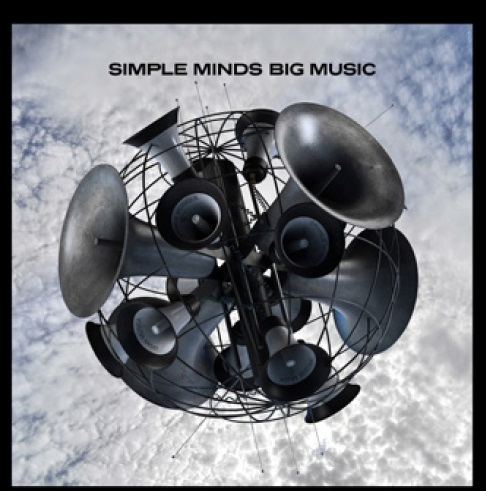 CD Simple Minds - Big Music