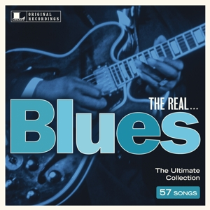 CD V/A - The Real... Blues Collection