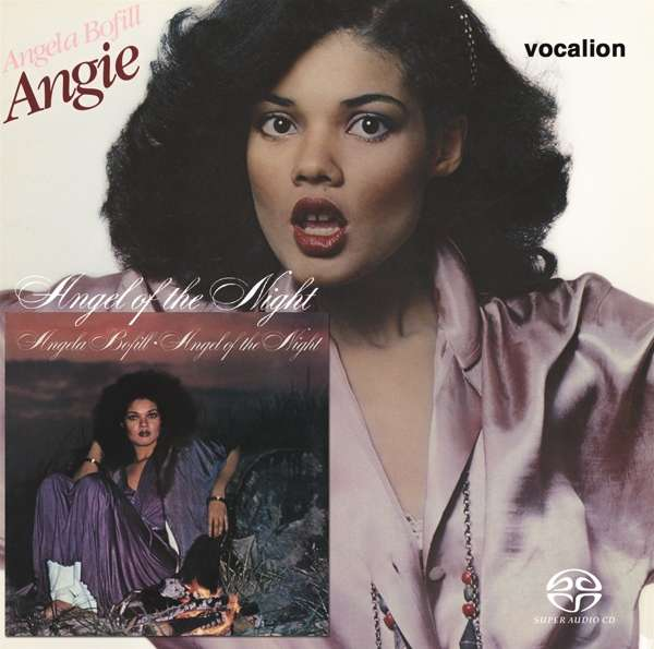 CD BOFILL, ANGELA - ANGIE & ANGEL OF THE NIGHT