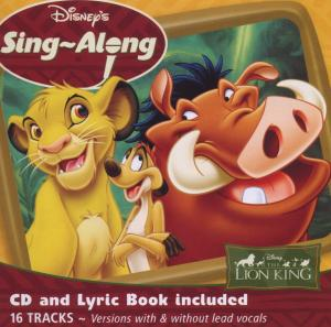 Various - CD DISNEY'S SINGALONG/LION KI