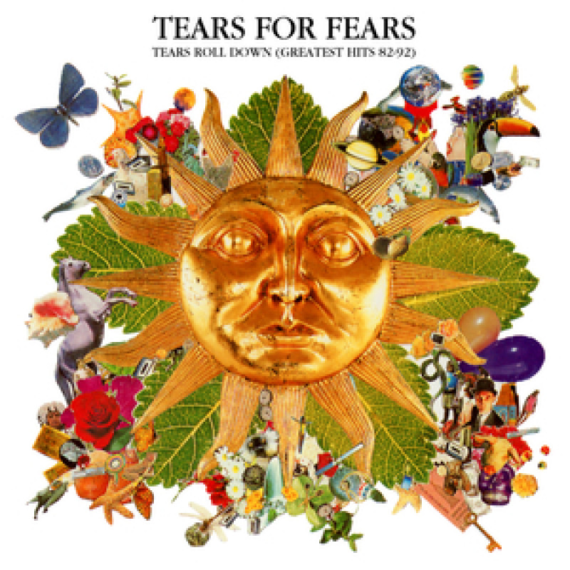 Tears For Fears - CD RULE THE WORLD: THE GREATE