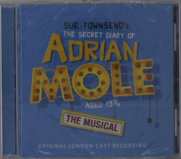 CD MUSICAL - Sue Townsend's The Secret Diar