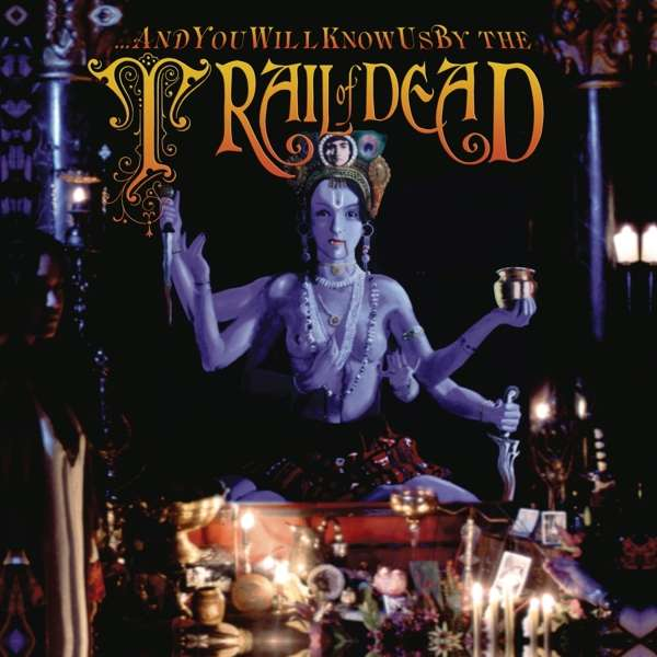 CD And You Will Know Us By the Trail of Dead - Madonna