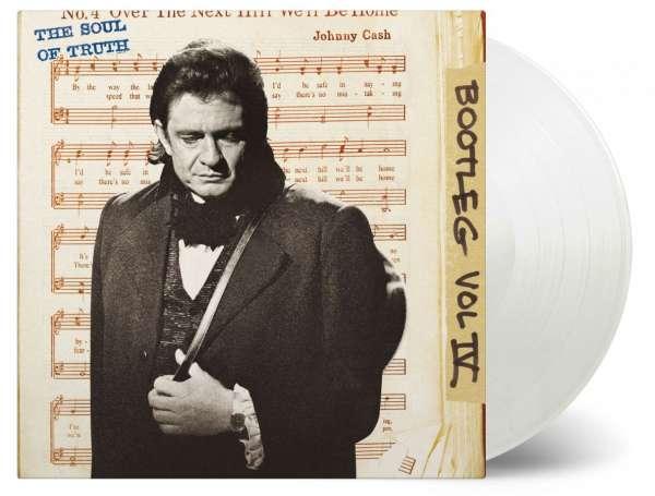 Vinyl CASH, JOHNNY - BOOTLEG 4: THE SOUL OF TRUTH