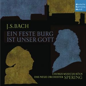 CD BACH, J.S. - Bach: Ein feste Burg ist unser