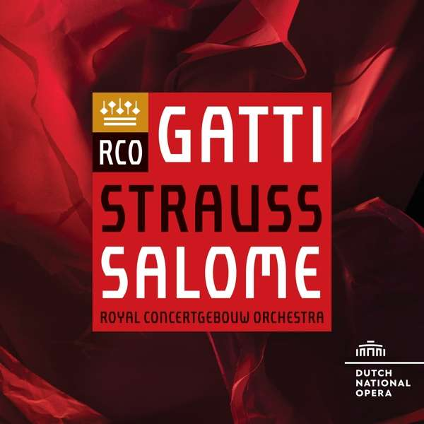 CD STRAUSS, R. - SALOME
