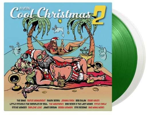 Vinyl V/A - A VERY COOL CHRISTMAS 2