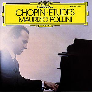 CD POLLINI MAURIZIO - ETUDY OP.10,25