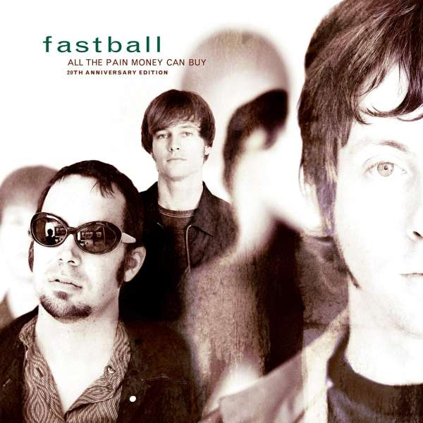 CD FASTBALL - ALL THE PAIN MONEY CAN BUY