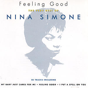 NINA SIMONE - CD FEELING GOOD/VERY BEST OF/