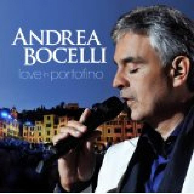 ANDREA BOCELLI - CD LOVE IN PORTOFINO