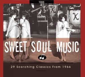 CD V/A - SWEET SOUL MUSIC 1966