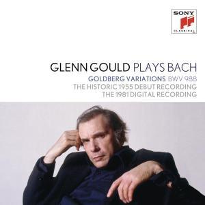 CD GOULD, GLENN - Glenn Gould plays Bach: Goldbe
