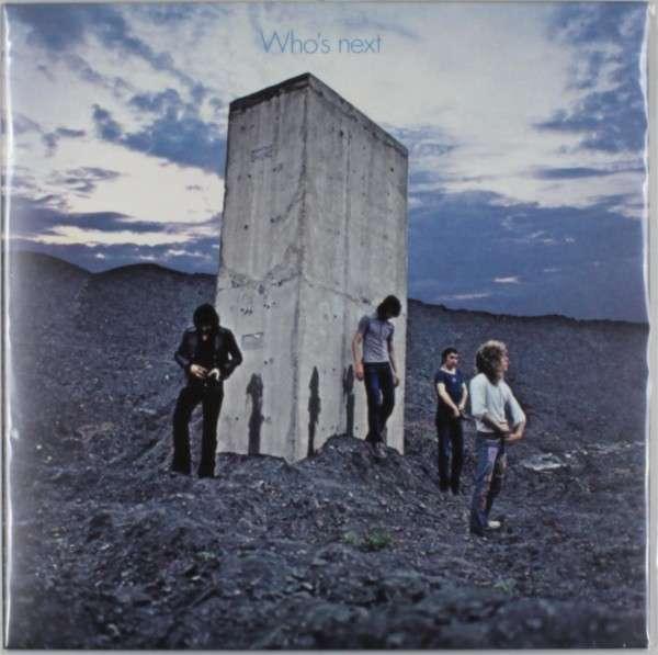 Vinyl WHO THE - WHO'S NEXT