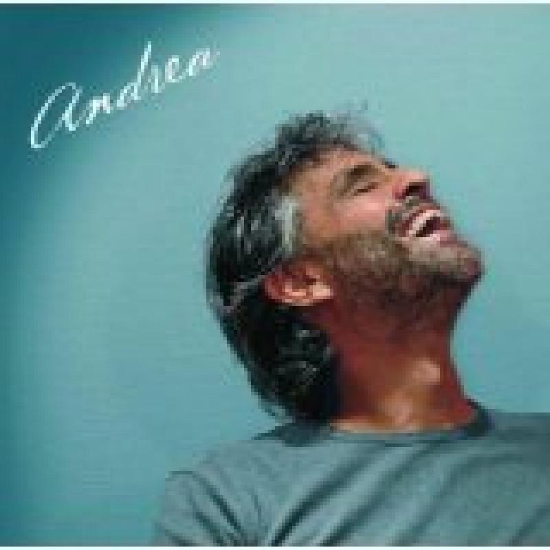 ANDREA BOCELLI - CD ANDREA