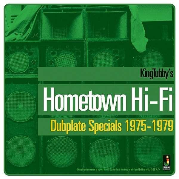 CD KING TUBBY - HOMETOWN HI-FI DUBPLATE SPECIALS 1975-1979
