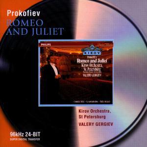 CD GERGIEV/KIROV OPERA A ORCH - ROMEO A JULIE-KOMPLET