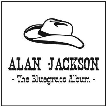 CD JACKSON ALAN - THE BLUEGRASS ALBUM