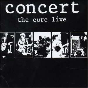 The Cure - CD CONCERT - LIVE