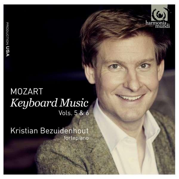 CD MOZART, W.A. - KEYBOARD MUSIC VOL.5 & 6