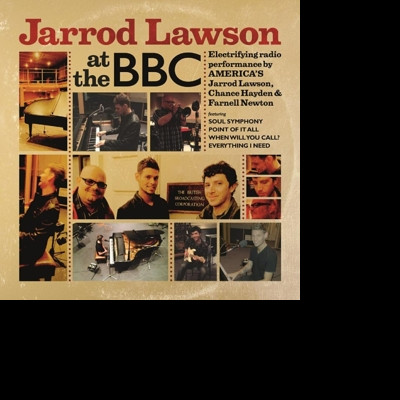 Vinyl LAWSON, JARROD - AT THE BBC