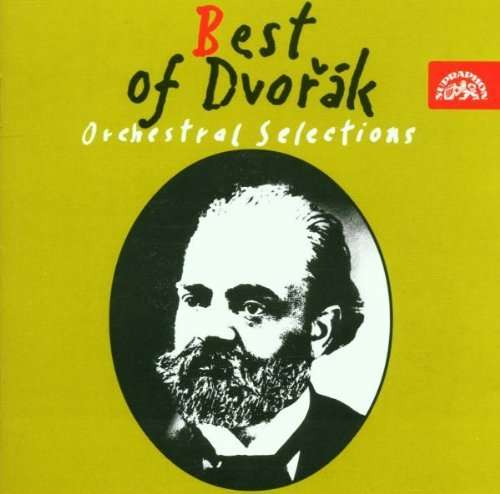CD VARIOUS BEST OF DVORAK ORCHESTRAL SELECTIONS