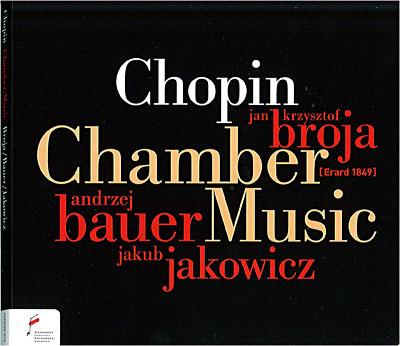 CD CHOPIN, F. - CHAMBER MUSIC