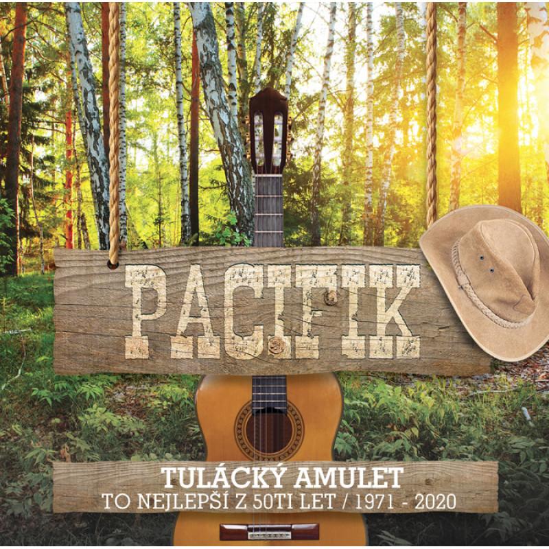 PACIFIK - CD Tulácky Amulet To Nejlepší z 50ti Let 1971-2020 (3CD)