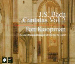 CD BACH, J.S. - COMPLETE BACH CANTATAS 2