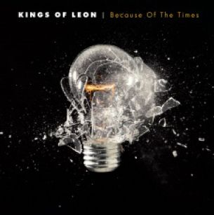 Kings of Leon - CD BECAUSE OF THE TIMES