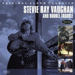 CD VAUGHAN, STEVIE RAY - Original Album Classics