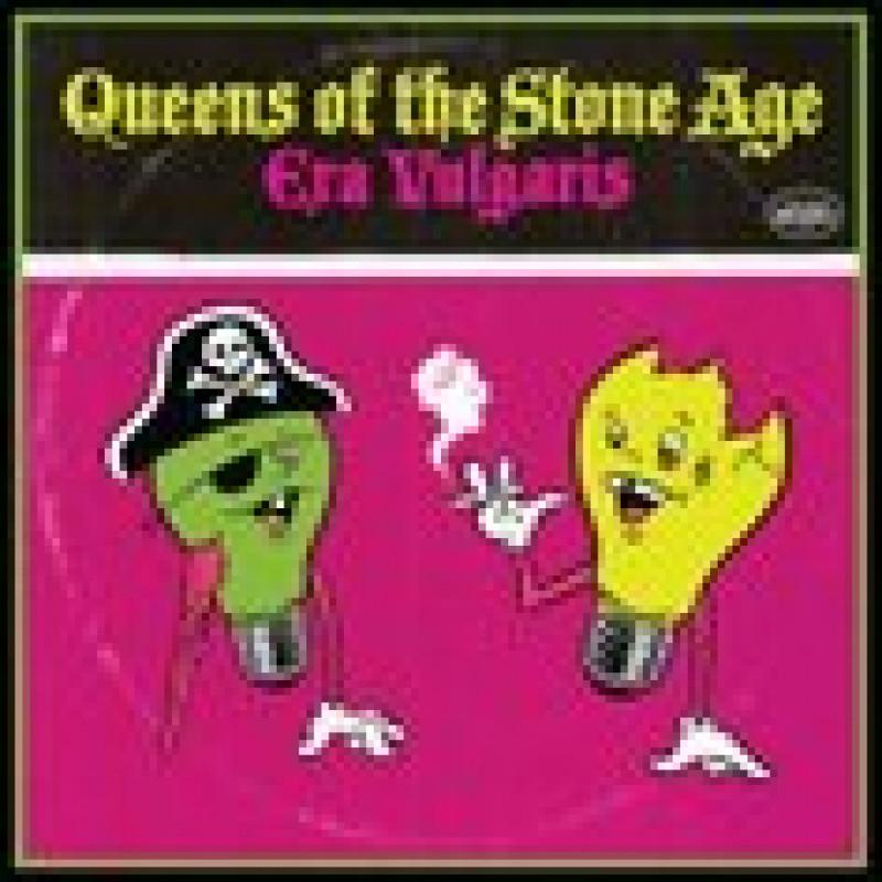 CD QUEENS OF THE STONE - ERA VULGARIS