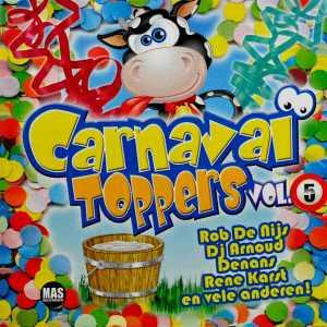 CD V/A - CARNAVAL TOPPERS VOL.5
