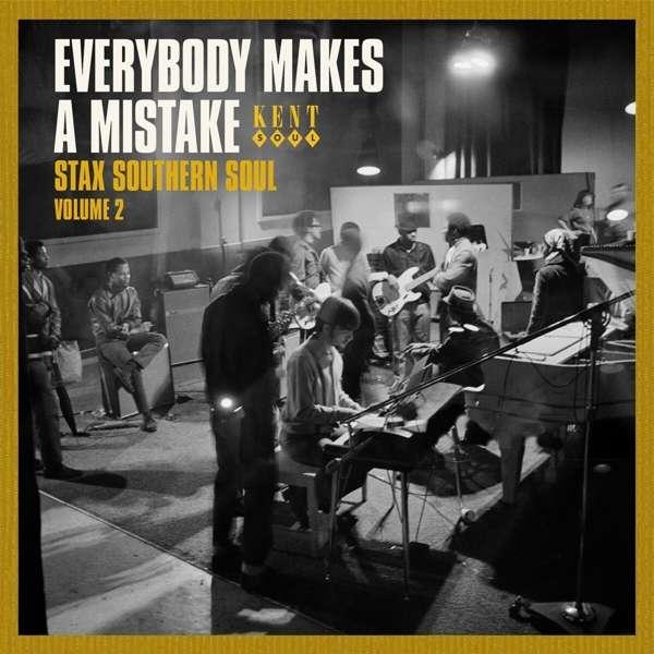 CD V/A - EVERYBODY MAKES A MISTAKE - STAX SOUTHERN SOUL VOL.2
