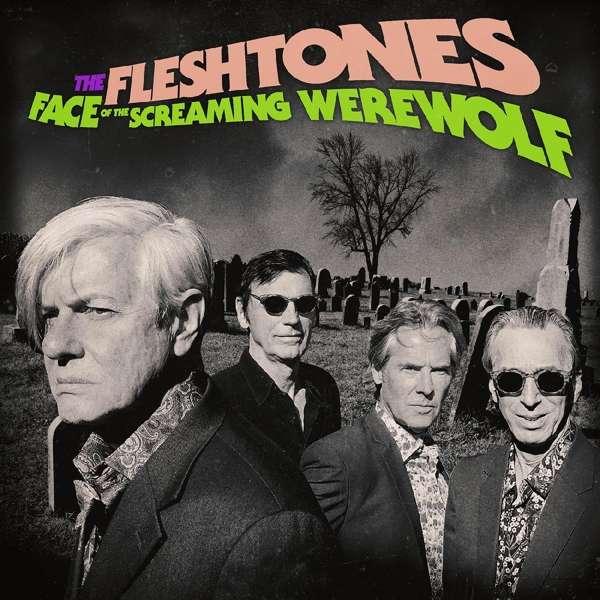 Vinyl FLESHTONES - FACE OF THE SCREAMING WEREWOLF