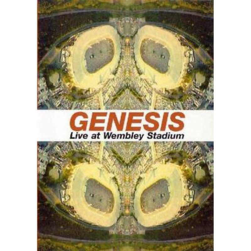 Genesis - DVD LIVE AT WEMBLEY STADIUM