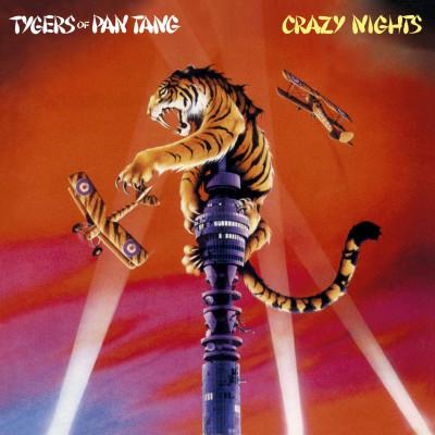 CD TYGERS OF PAN TANG - CRAZY NIGHTS